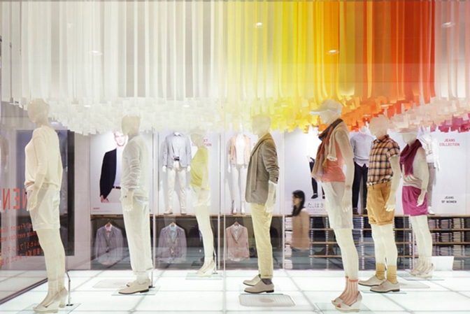 UNIQLO – 把藝術帶到生活的每一個角落